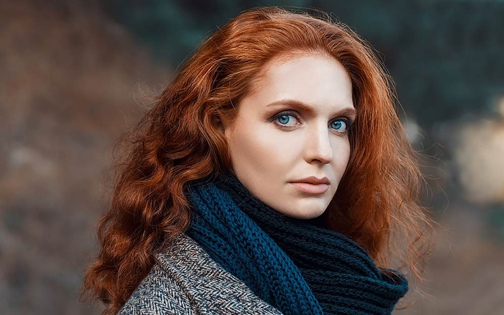 10 Most Attractive Hair and Eye Color Combinations