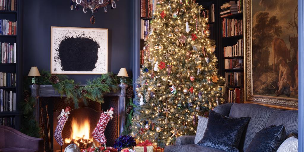 Color Pop christmas tree