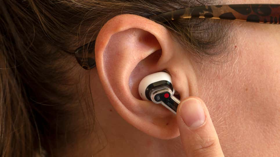 The Nothing Ear 1 Buds