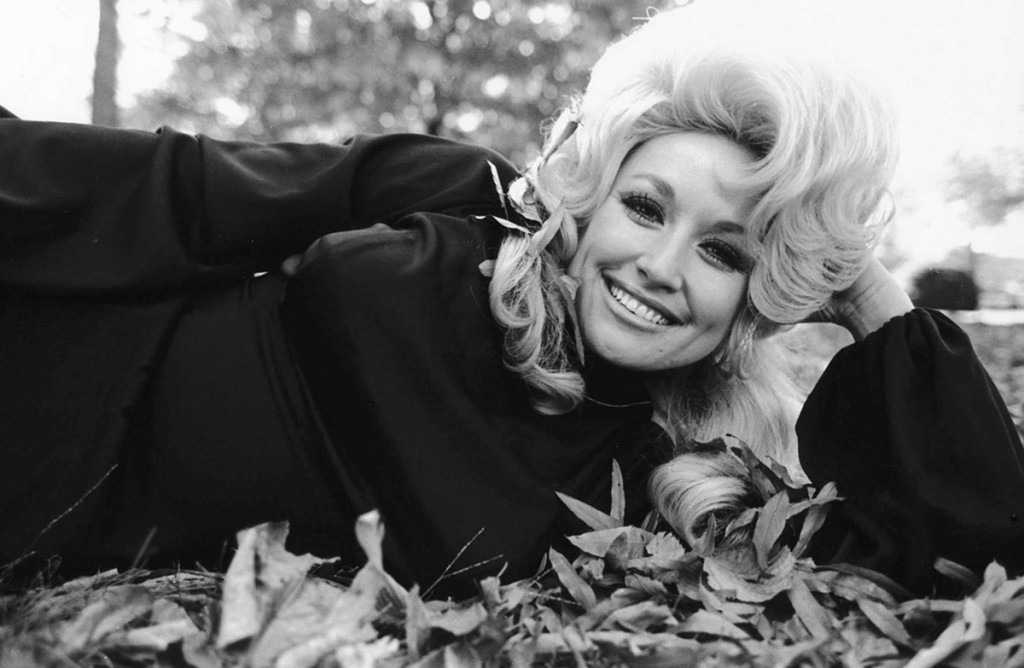 Why does Dolly Parton Always wear long sleeves?
