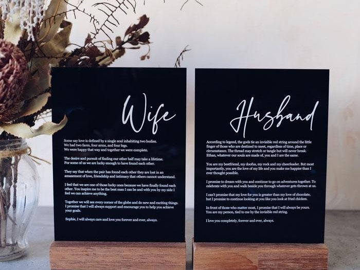 No Worries For Vows explained: British Wedding Traditions