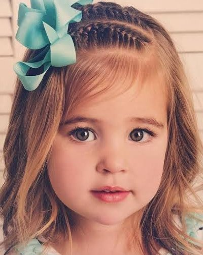 Best Hairstyles For Girls Kids In 2021 With Long Hair