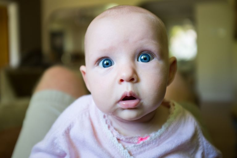 Baby with Blue eyes; 11 Facts About Blue Eyes That Will Stun You