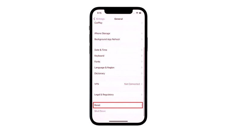 How to reset iPhone Home Screen Layout for iOS 14
