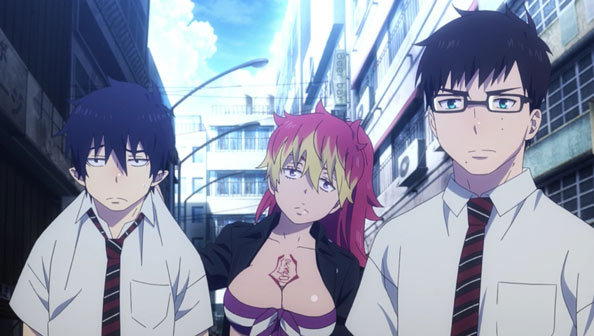 Blue Exorcist Season 3 Is Coming Back!! 2021