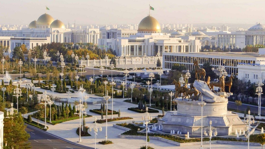 Turkmenistan, Asia