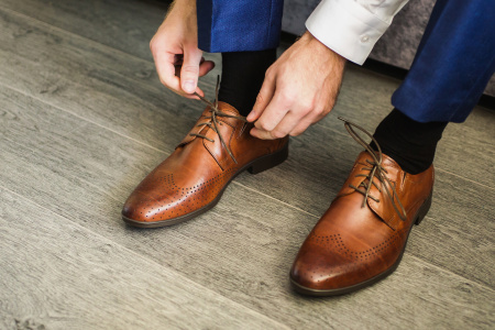 Dress Shoes; What To Wear At A Wake