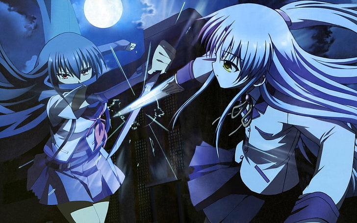 Angel Beats!;  10 Best Anime For Girls