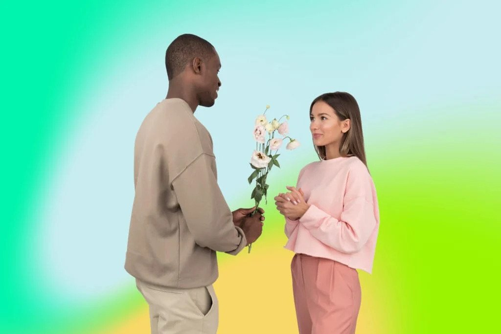 Romantic Couple; Questions to Ask Your Crush