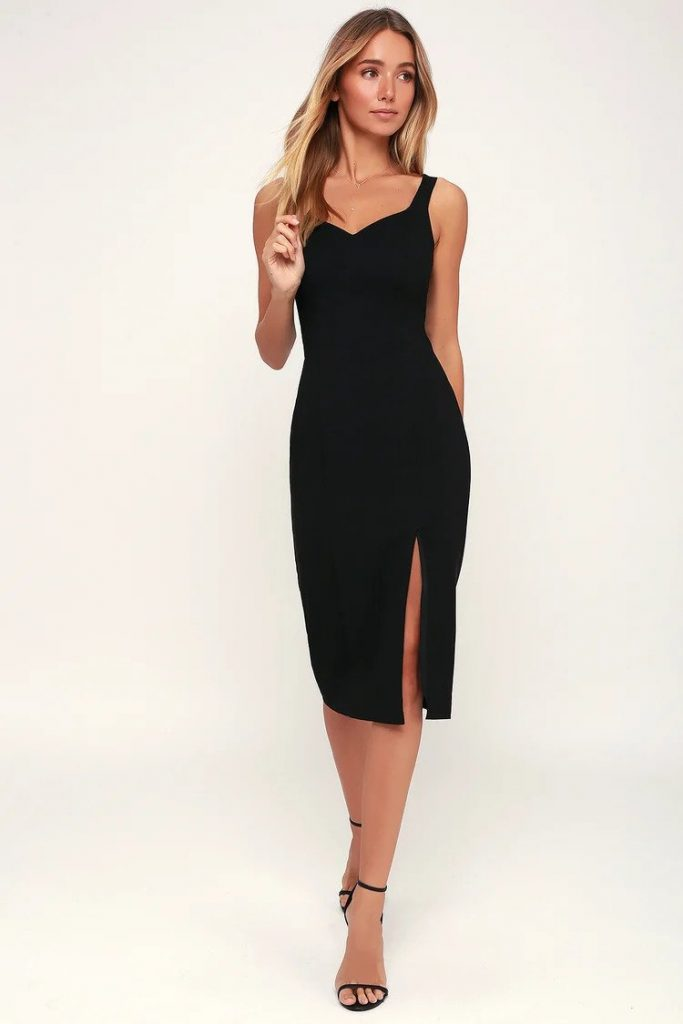 Sleevless dress for women
