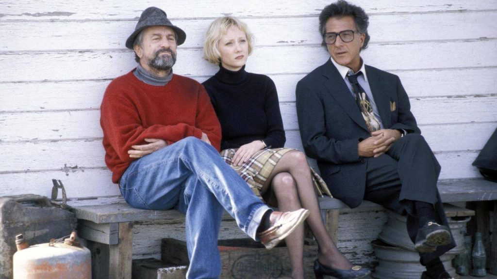 Wag the dog; movies that with W.