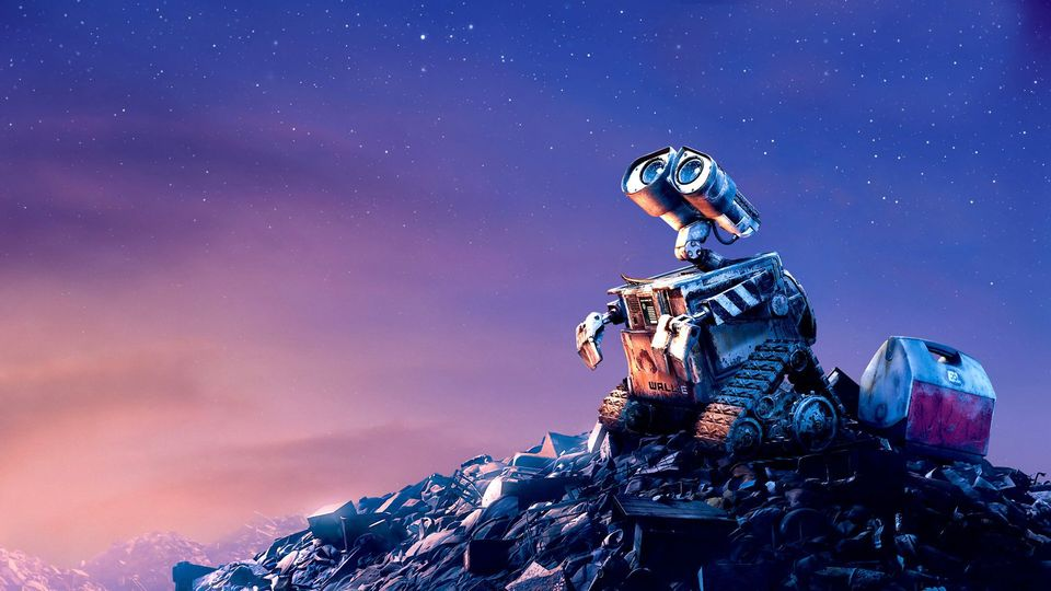 WALL-E; movies that start with W.