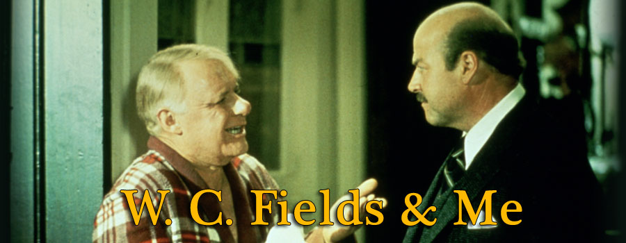 W.C Fields and me; movies that start with W