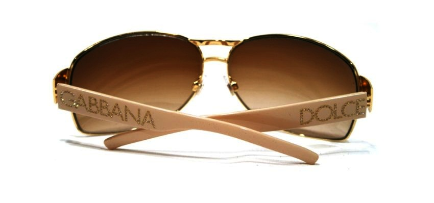 DG2027B by D&G; 10 Most Expensive Sunglasses In The World