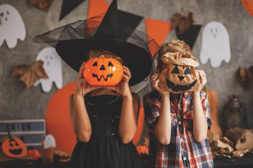 Halloween Trick or Treat Jokes
