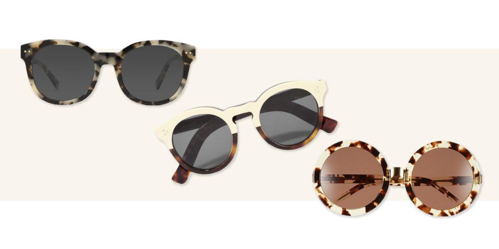 Shell Sunglasses