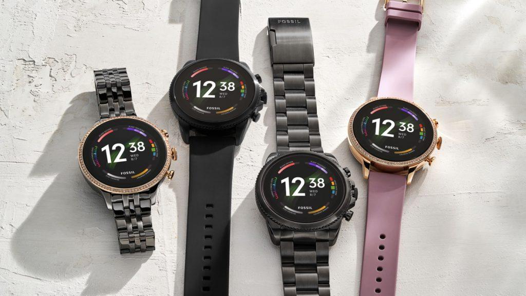 Fossil 6th gen smartwatch