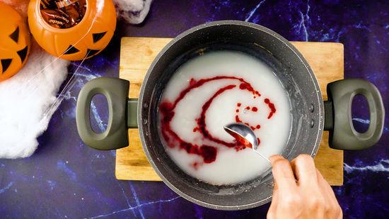 How To Make Fake Blood For Halloween | Edible & Non-Edible