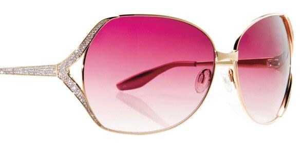 9. Diamond Sunglasses by Lugano Diamonds; 10 Most Expensive Sunglasses In The World