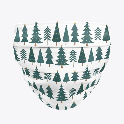 Christmas Trees Mask