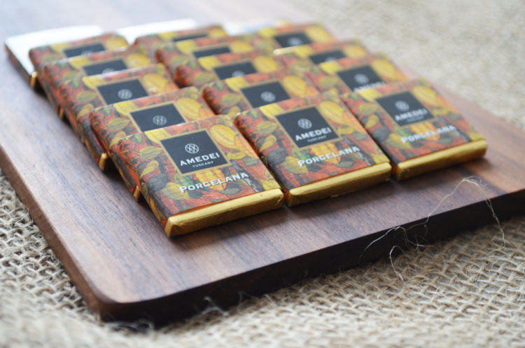 Most Expensive Chocolates in the World: Amedei Porcelana
