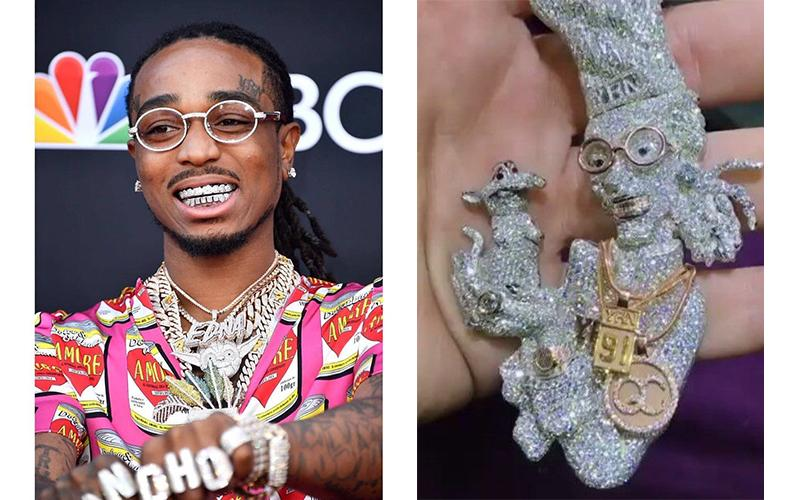 10 Most Expensive Chains Owned By Rappers