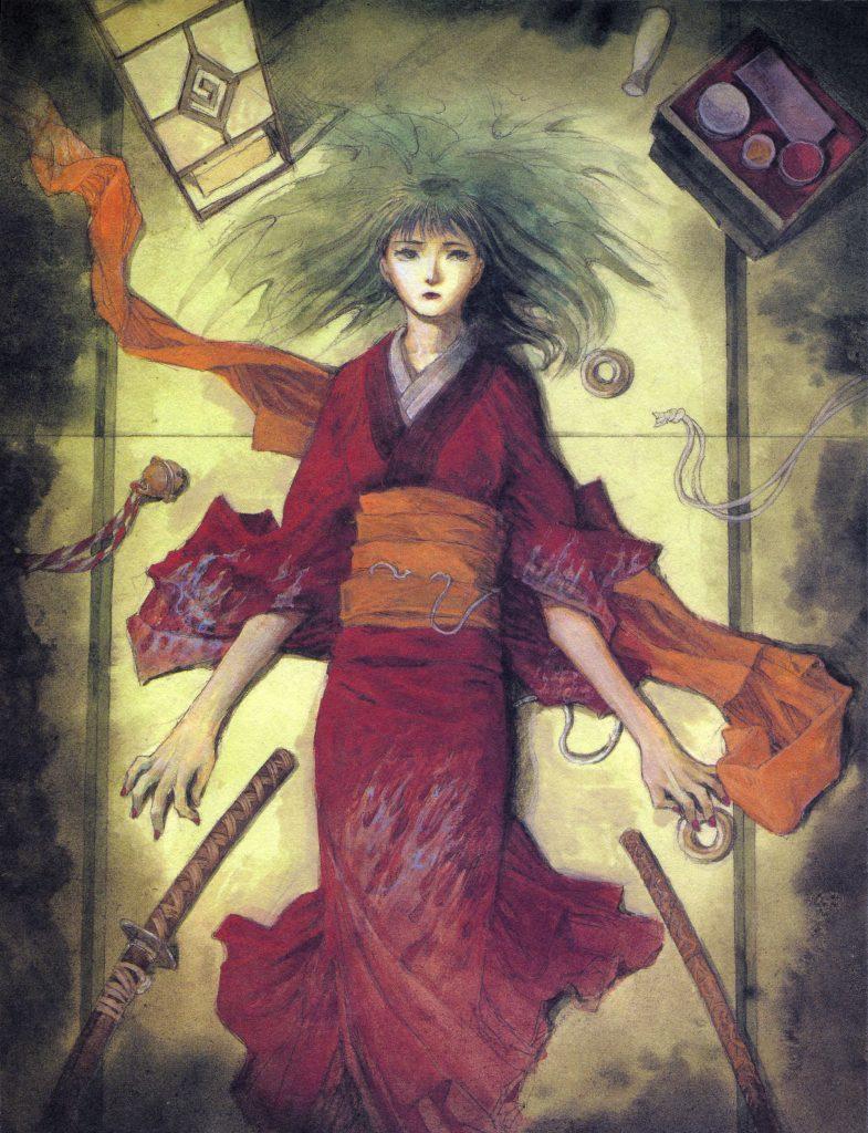 Blade Of The Immortal | Main Characters: Rin Asano