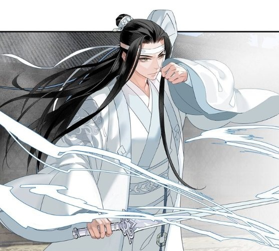 The Grandmaster of Demonic Cultivation   Main Characters: Lan WangJi