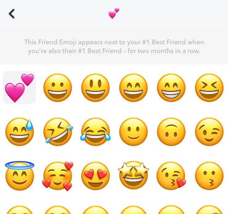 How to Change Snapchat Emojis on iOS Devices?