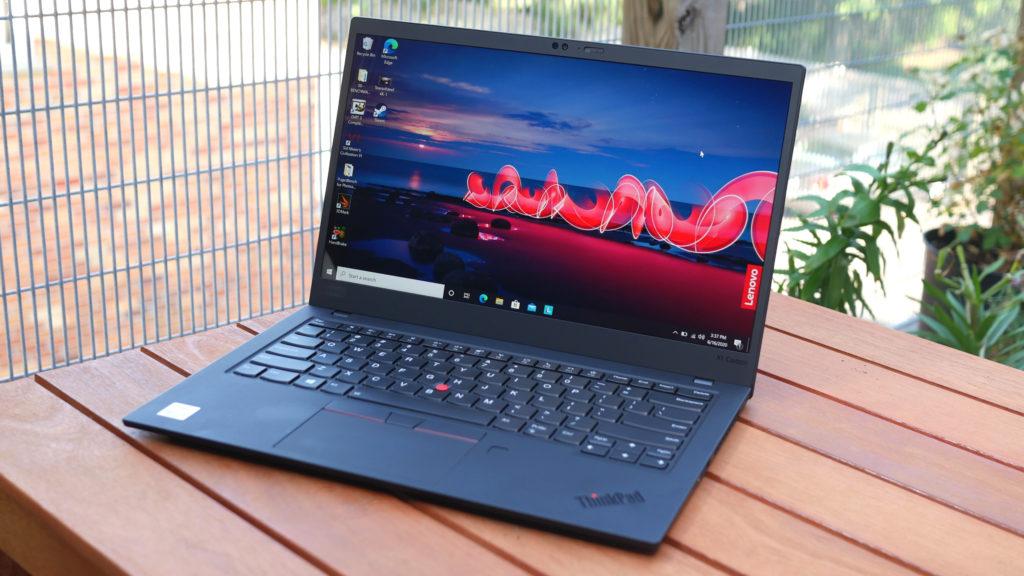 Best Back to School Laptops: Lenovo ThinkPad X1 Carbon