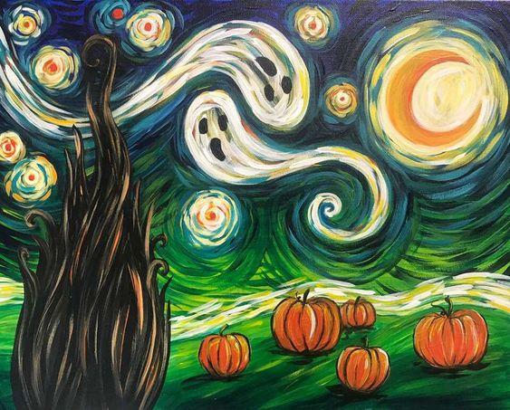 20 Halloween Zoom Backgrounds
