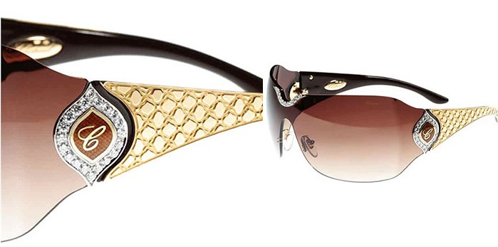De Rigo Vision by Chopard; 10 Most Expensive Sunglasses In The World
