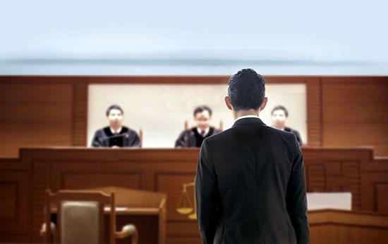 courtroom attires for men