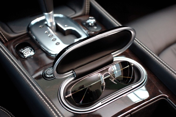 Platinum Sunglasses by Bentley; 10 Most Expensive Sunglasses In The World