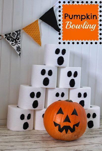 15 Fun DIY Halloween Games For Kids   Spooky Games Of The Season