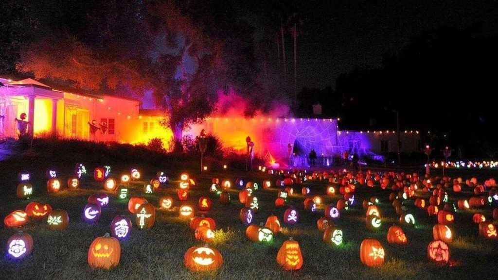Tickets Open For Haunt O' Ween 2021 In Los Angeles