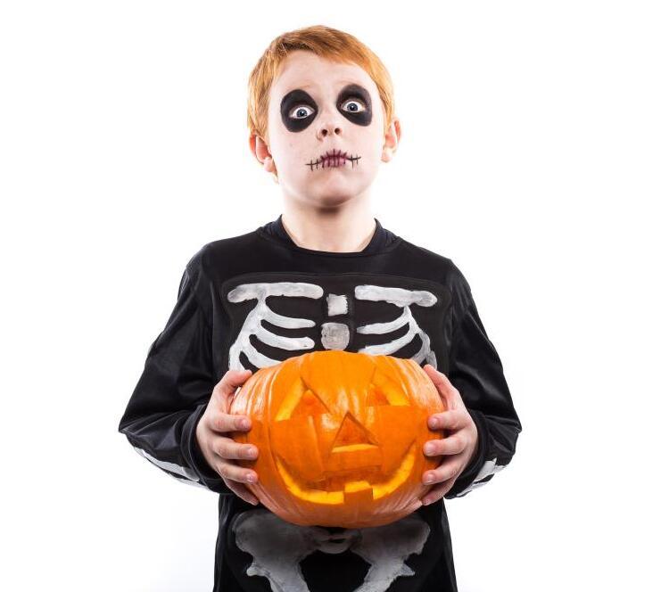 The Best Halloween Face Paint Ideas For Men, Women & Kids