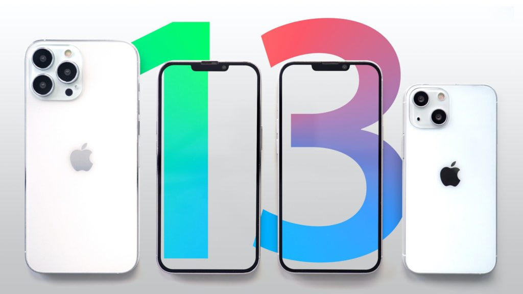 Devices Set to Feature and Debut in Apple September Event 2021: iPhone 13