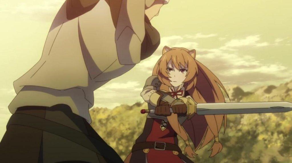 The Rising of the Shield Hero | Main Characters: Raphtalia