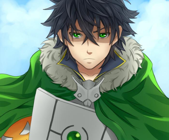 The Rising of the Shield Hero | Main Characters: Naofumi Iwatani