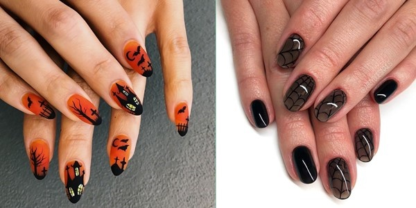100% Spooky Halloween Nails For 2021 | Creative Nail Art Ideas