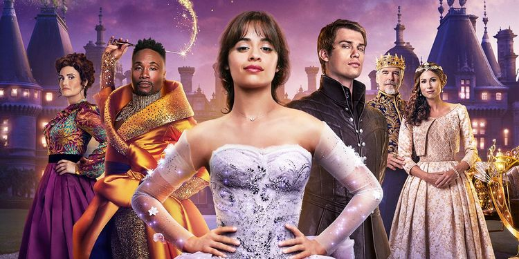 Cinderella; The Most Beautiful Disney Princess In The World (2021)