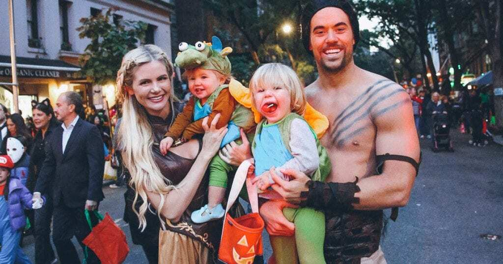 Family Halloween Costumes & Ideas   Get Your Gang Ready