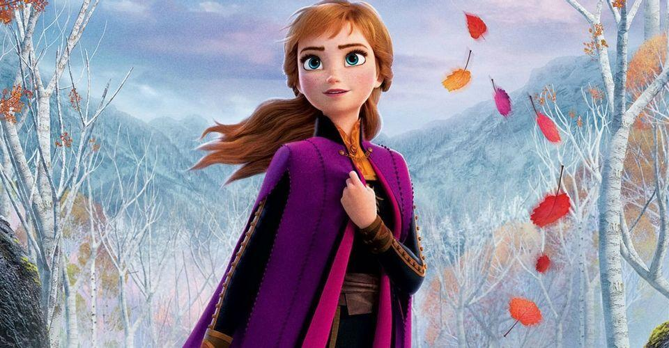 Anna; The Most Beautiful Disney Princess In The World (2021)