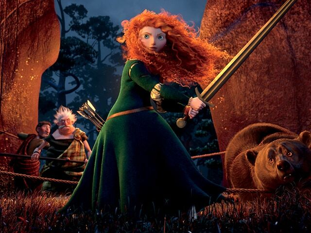 Merida; The Most Beautiful Disney Princess In The World (2021)