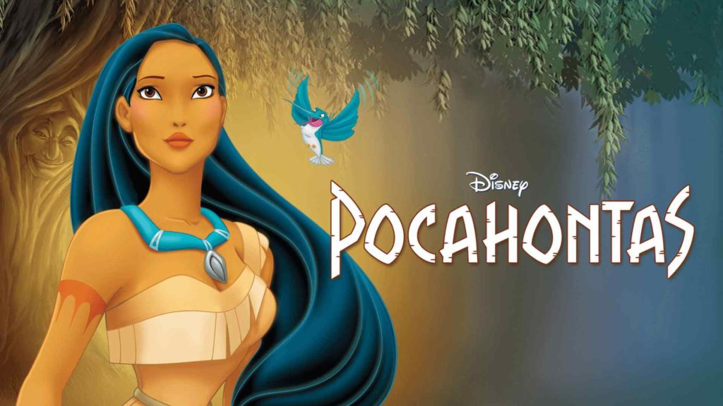 Pocahontas; The Most Beautiful Disney Princess In The World (2021)