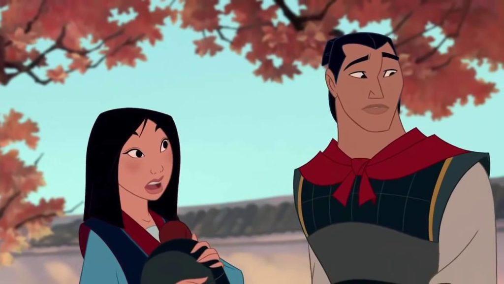Fa Mulan; The Most Beautiful Disney Princess In The World (2021)
