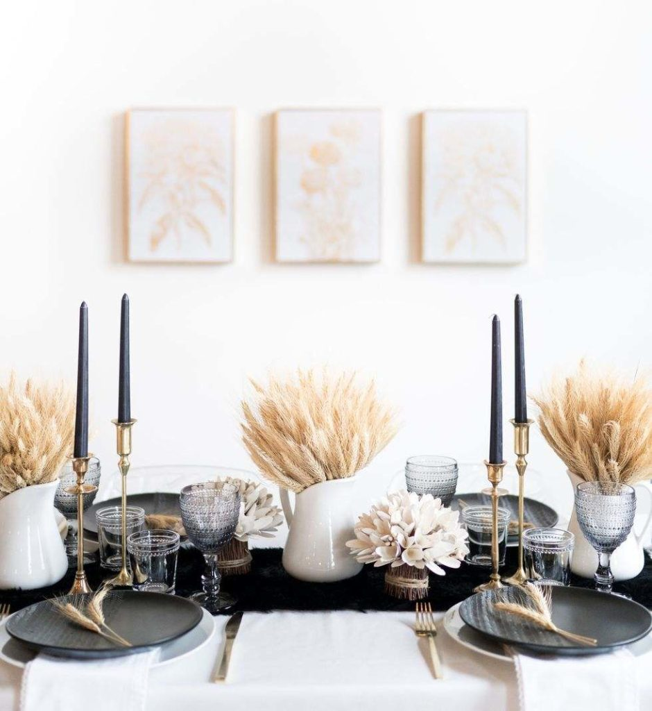 Aesthetic Thanksgiving Decorations   DIY & Inexpensive Home Decors