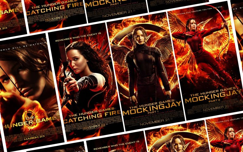 Movies Like The Hunger Games Film Series
