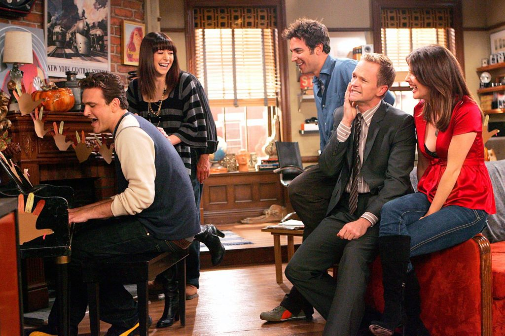 How I Met Your Mother Thanksgiving Episodes